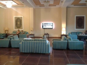 Clubhouse TV Room